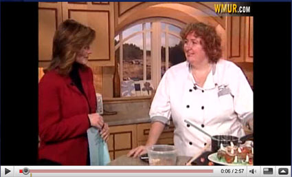 Oonagh Williams WMUR Gluten Free