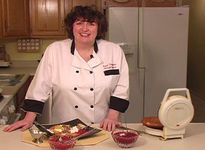 Royal Temptations Catering - Classes at Not Just Kitchens, Bedford, NH